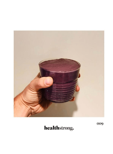 health smoothie recipe